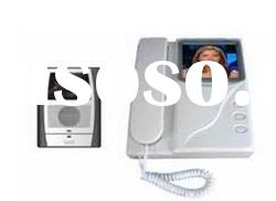 """4"""" B/W video door phone commax with monitor and unlock function GR 450B"""