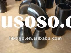 4'' sch40 sch80 forging welded carbon steel pipe fittings