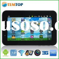 """7"""" Android 2.3 Mid Tablet PC MTK Dual Core Shenzhen Manufacturer"""