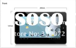 7 inch capacitive screen Android 4.0 Allwinner A10 WIFI Tablet PC