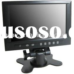 7 inch digital touch screen monitor
