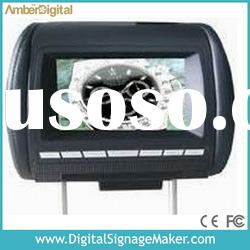 """7"""" taxi lcd digital signage player"""