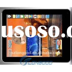 8 inch Android 2.2 VIA 8650 WIFI Cam Tablet PC with with Lan Port Support RJ45/2 USB port adapter