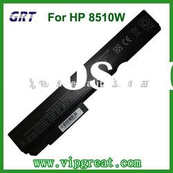 8cells laptop battery for HP 8510W 100%compatible battery