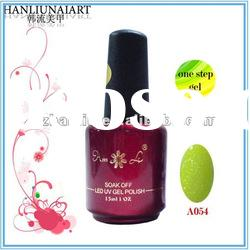 A054 one step gel nails products