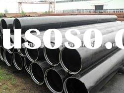 A106GR B 89mm*20mm*5.8m cold rolled 3PE surface plain end gas seamless carbon steel pipe
