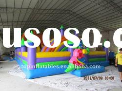 A1-TOP inflatable amusement park,inflatable fun city