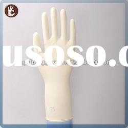 AQL1.5 Disposable Medical Surgical Latex gloves