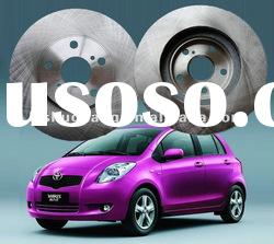 AUTO SPARE PART BRAKE DISC FOR CARS