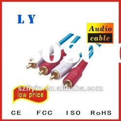 Audio and video cable,audio cable,video cable,connector cable