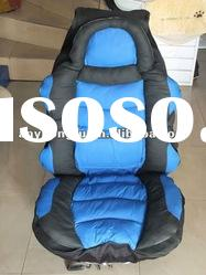 Auto accessories interior for pu leather car seat cushion design brand