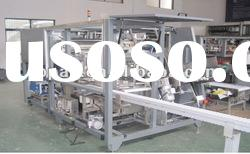 Automatic side load case packer