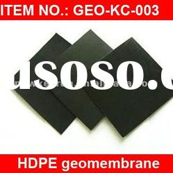 Best Quality 0.3-2.5mm HDPE/LDPE Waterproof Smooth Geomembrane
