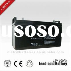 Best quality sealed lead acid Solar Battery