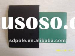 Both Side Smooth HDPE 0.3-2.5mm Thickness Pond Liner Hdpe waterproof geomembrane