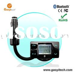 Brand new biger LCD display Bluetooth Car Kit hands free