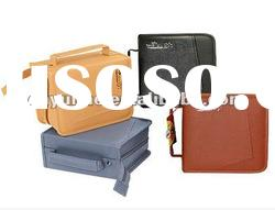 Brown Square Shaped CD Holder Case Box new 2012 promotional gift