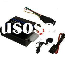 Car GPS Tracker with Free Tracking Software