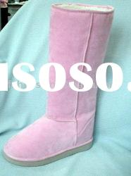 Classic Style Knee High Snow Boots for Women