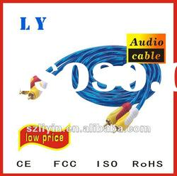 Composite Video Cable/coaxial video cable/audio video cable