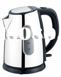 Cordless electric stainless steel water kettle 1.2L