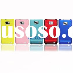 Customized Cover Case for Samsung Cover Case for Galaxy S2 I9100 Case