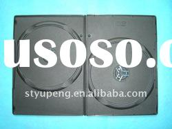 DVD Case, DVD Cover 7MM Double Black (YP-D806H)