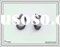 Fashion Ladies Hot Sale Silver Stone Earing For Wedding