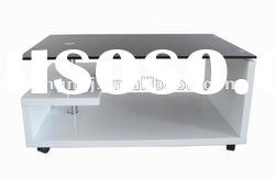 Fashionable High-gloss Coffee Table #QJ-025