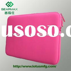 Fashionable neoprene laptop sleeve for Macbook Air