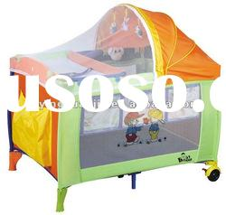 Folding baby baby furniture baby playpen baby crib