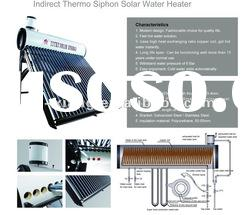 Fresh water solar water heater --- SRCC/ CE/CCC certification