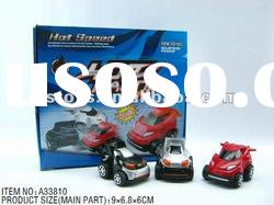 Friction Power Racing Car/F/P Vehicle/Promotional Toys