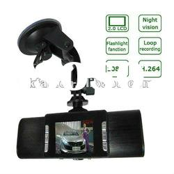 Full HD1920X1080P 2.0 inch TFT Car DVR with Night Vision