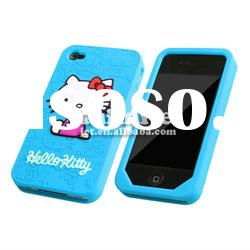 Hello Kitty for iPhone Case Silicone Design