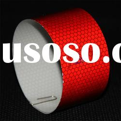 High Intensity Red Adhesive Reflective Tape
