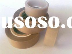 High Temperature Fiberglass PTFE Adhesive Tape,low price wholesale