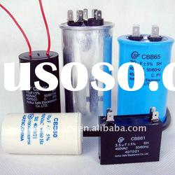 High quality 250VAC Self-healing Capacitor
