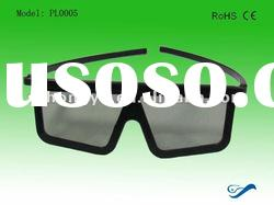High quality circular/linear polarized lens with Factory price