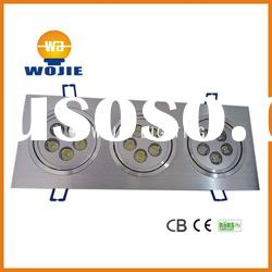 High quality led ceiling down light