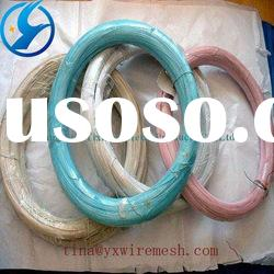 Hot! High Quality PVC Coated Wire(factory)