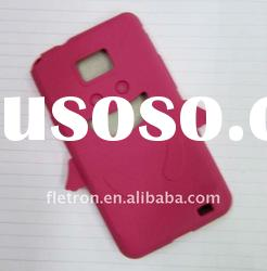 Hot Pink Angel Silicone Case For Samsung Galaxy S2 i9100