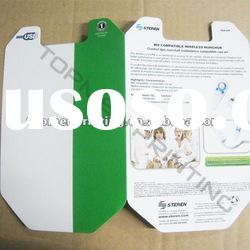 Hot Sealed Blister Paper Card Packaging