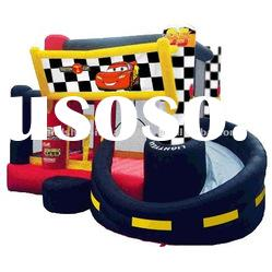 Hot selling cheap inflatable bouncer for sale