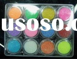 Hotest Nail Art Acrylic Glitter powder