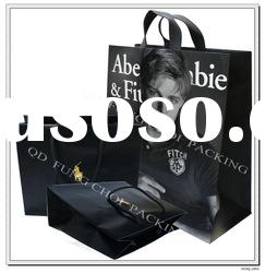 ISO9001 SA8000 recycle coated shopping paper bag