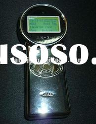 ISO 15693 guard tour system with display screen
