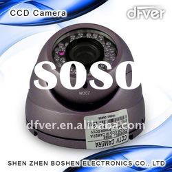 Indoor CCD Dome Camera security with sim card
