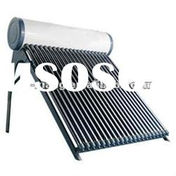 Integrated pressurized solar water heater --- SK/SRCC/CE/CCC certification/ISO