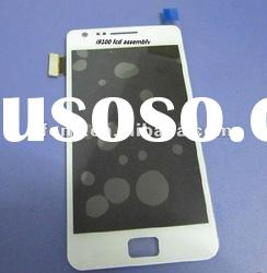 LCD & Digitizer Assembly for Samsung i9100 Galaxy SII no frame White